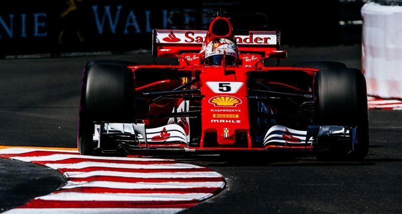 F1 - GP de Monaco : Vettel vainqueur, Hamilton à la 7e place