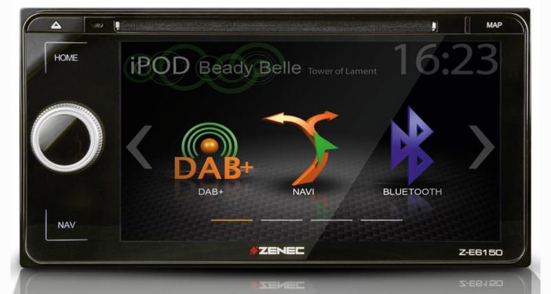 Zenec présente un autoradio GPS « plug and play » pour les Toyota