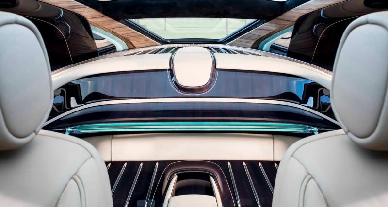 Intérieur de yacht