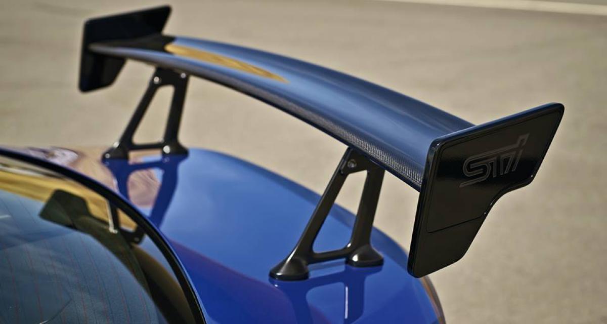 Subaru présentera enfin une BRZ STi