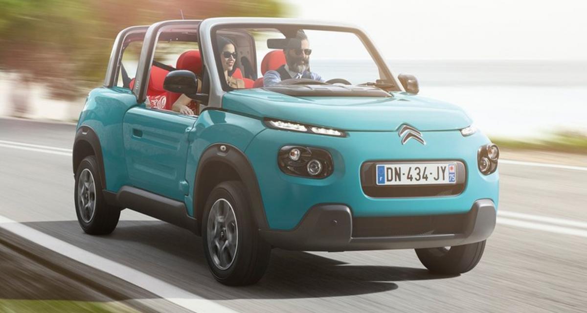 Citroën e-Méhari : une offre à 99 euros par mois pour attaquer l'été
