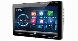 Power Acoustik dévoile un autoradio multimédia avec un écran de 10 pouces