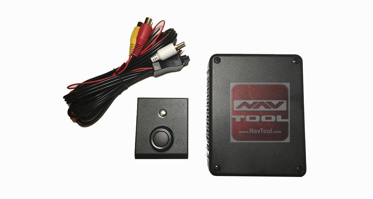 Navtool présente une interface permettant de rajouter le CarPlay sur n'importe quel autoradio