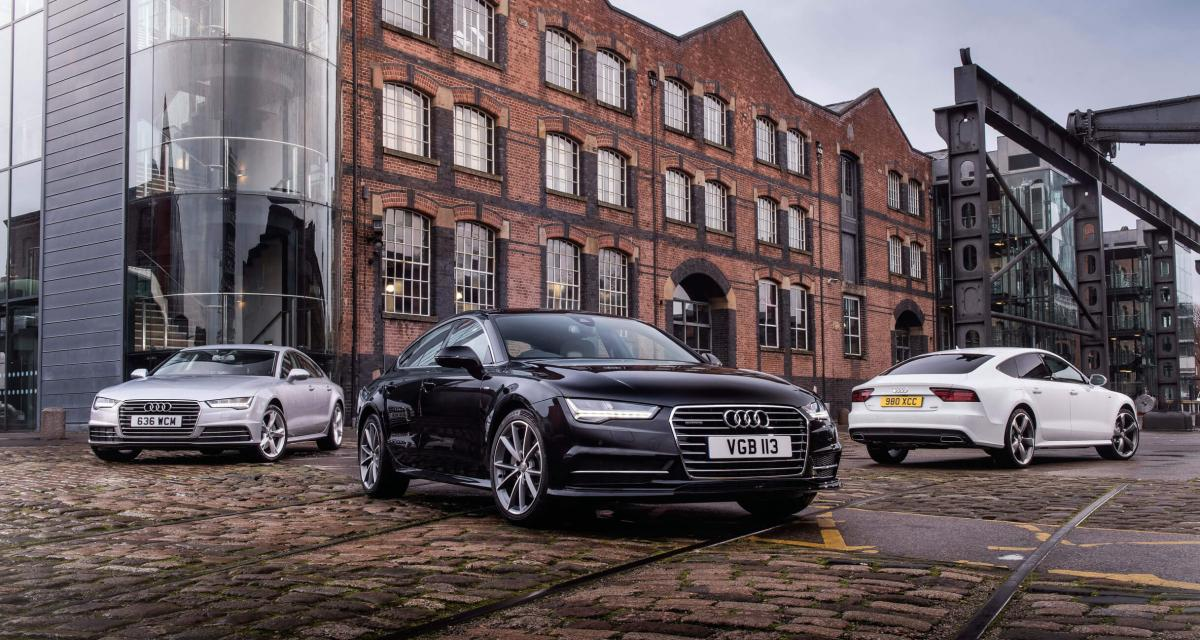 Un rappel pour des Audi à moteurs V6 TDI et V8 TDI en Europe