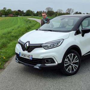 Renault Captur 2017: sur sa lancée