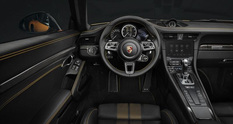La deuxième 911 la plus puissante créée par Porsche
