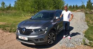 Essai Renault Koleos II : enfin dans le coup ?