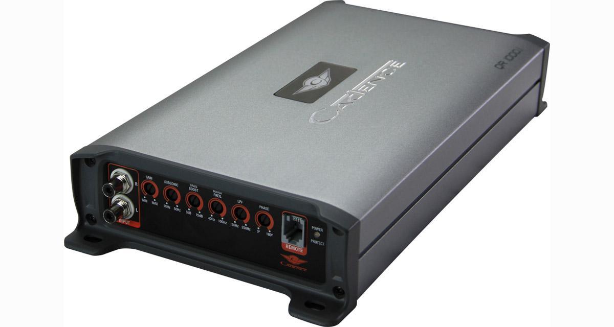 Cadence commercialise un amplificateur 3 canaux