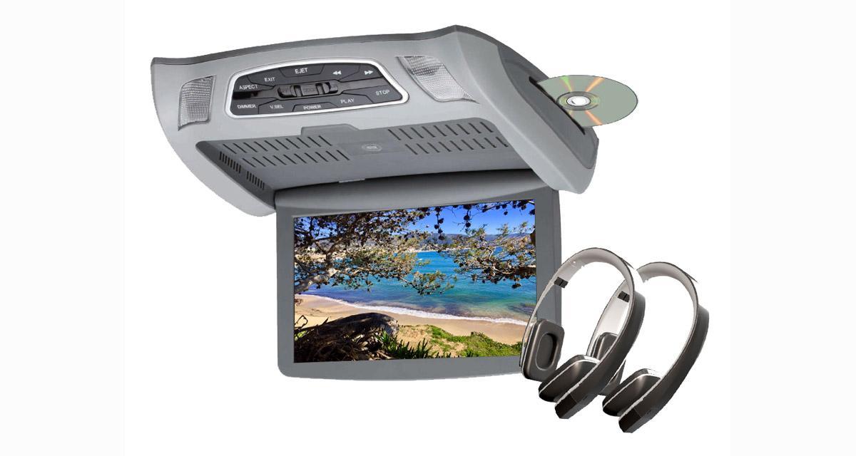 Nesa Vision présente un nouvel écran plafonnier avec technologie HDMI/MHL et Bluetooth