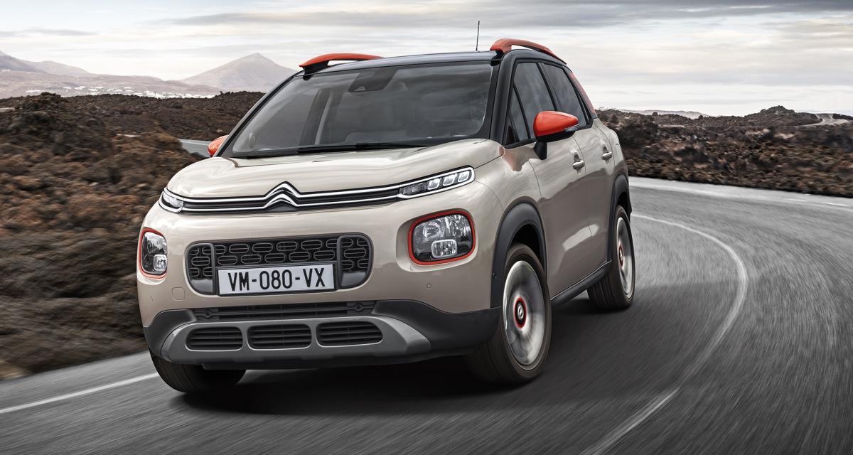 Citroën C3 Aircross: urbaine et aventurière à la fois