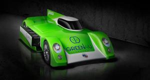 Green4U Panoz GT-EV : une électrique pour le Mans et pour la route