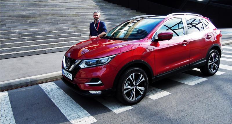 Essai Nissan Qashqai 2017: pionnier en reconquête