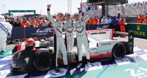 24 Heures du Mans : Porsche sauve les meubles, un jeune Français sur le podium