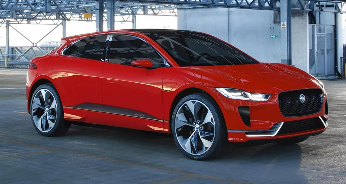 Jaguar I-Pace : la production a déjà commencé en secret