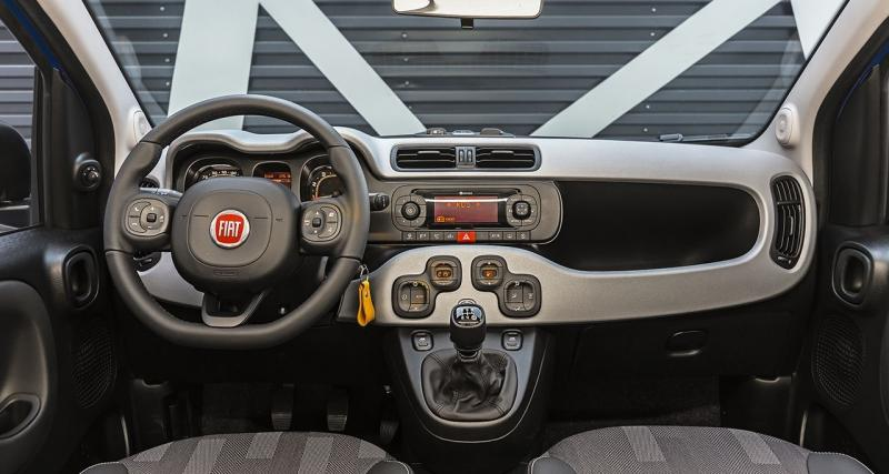 Maintenant en version City Cross — Fiat Panda