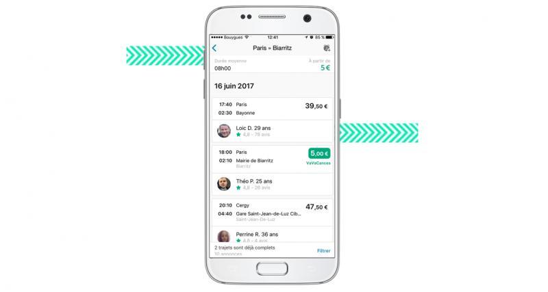 BlaBlaCar : des trajets à 5 euros cet été