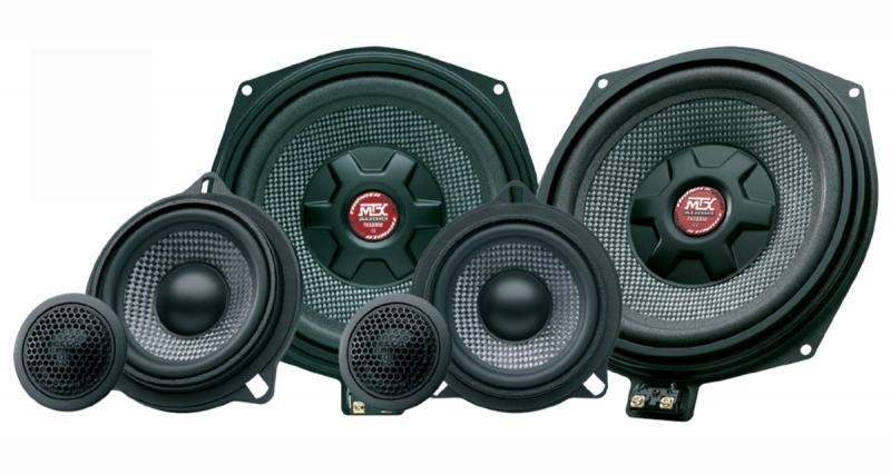 MTX présente un nouveau kit haut-parleurs « plug and play » pour les BMW et les Mini