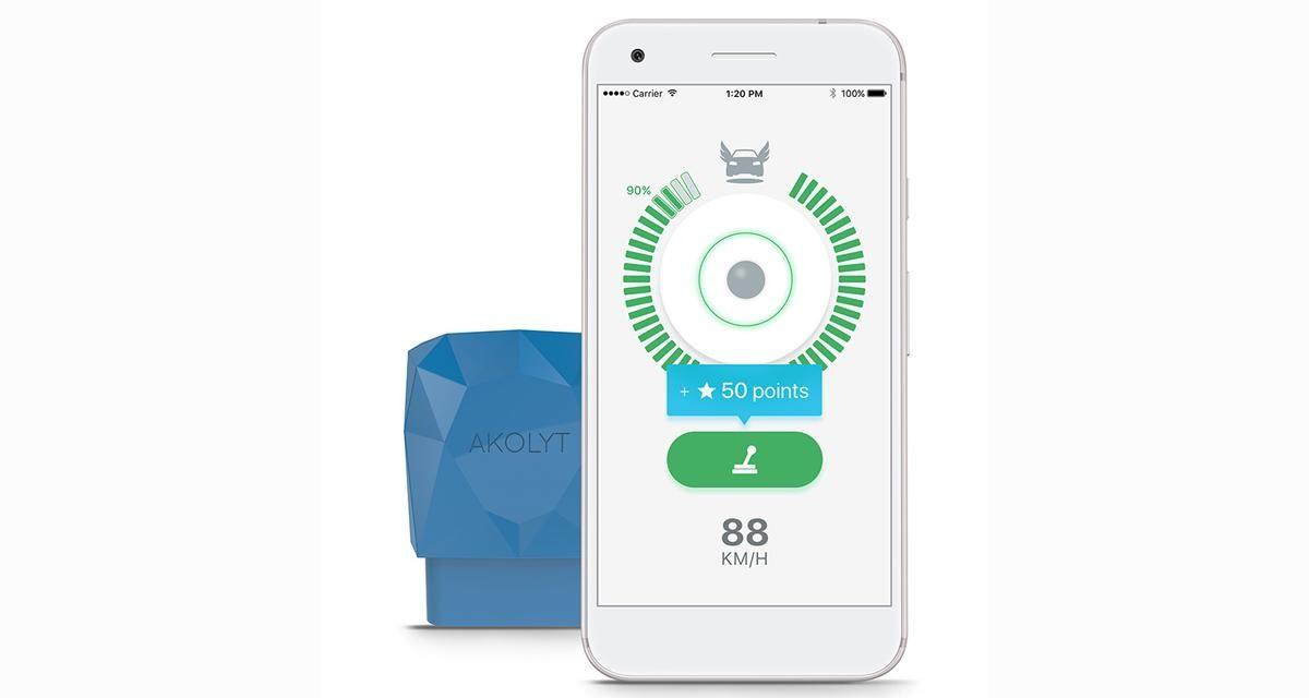 La solution de voiture connectée Drust est maintenant disponible sur iOS
