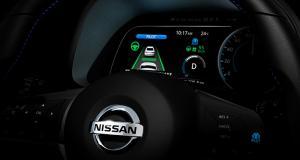 La future Nissan Leaf nous donne un aperçu de son pilote automatique
