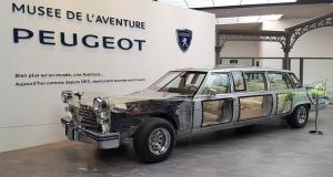 Le musée de l'Aventure Peugeot célèbre le cinéma
