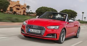 Essai Audi S5 Cabriolet : souffle un vent plus vif