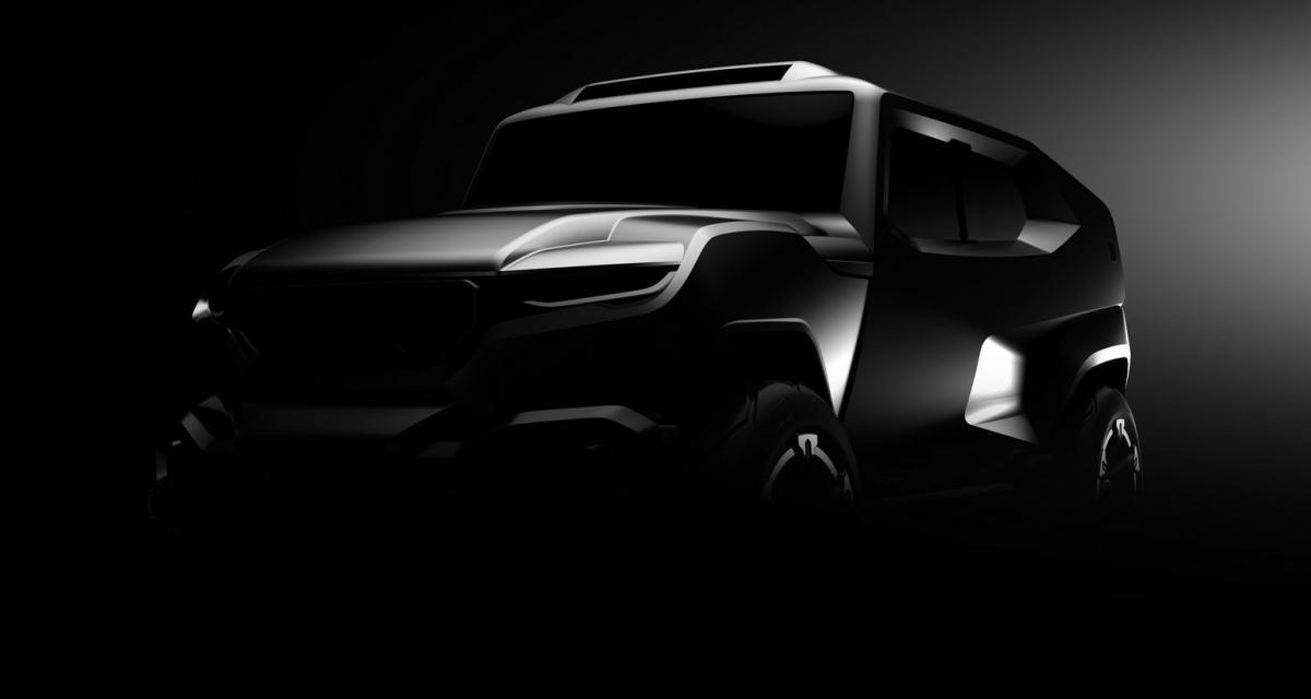 Rezvani dévoilera bientôt son premier SUV