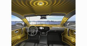 Et si Continental faisait disparaître le haut-parleur traditionnel des voitures ?