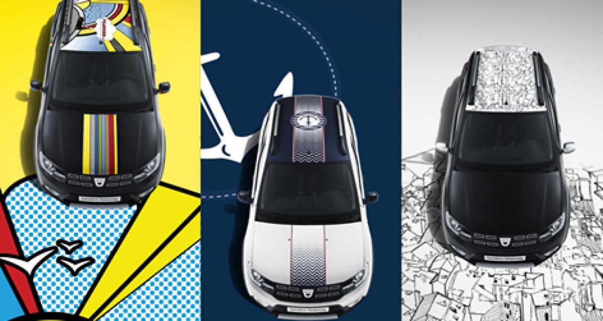 Dacia Sandero Stepway : votez pour votre édition ''très limitée'' préférée