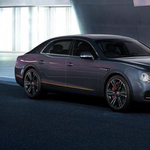 Bentley Flying Spur Design Series by Mulliner : une dernière pour la route