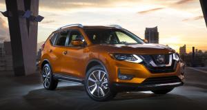 Le Nissan X-Trail restylé face à la concurrence