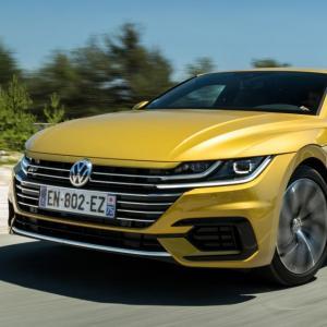 Essai Volkswagen Arteon : le nouveau premium?