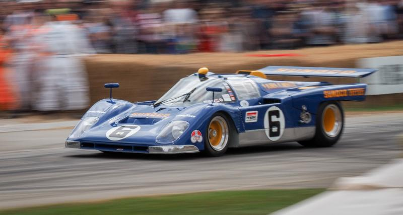 Le Festival Of Speed de Goodwood en images !