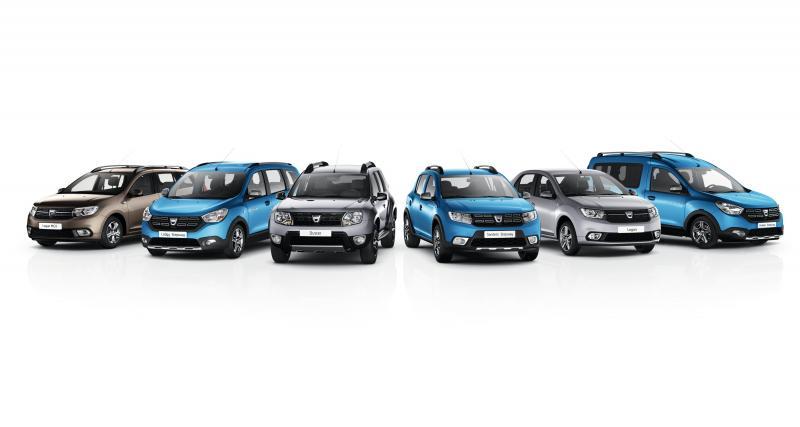 Toute la gamme Dacia passe au GPL