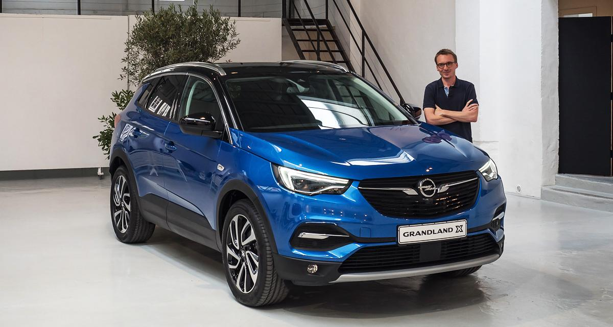 opel grandland x premier contact avec le suv allemand. Black Bedroom Furniture Sets. Home Design Ideas