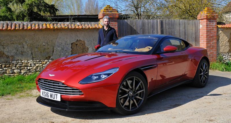 Essai Aston Martin DB11: la GT du renouveau