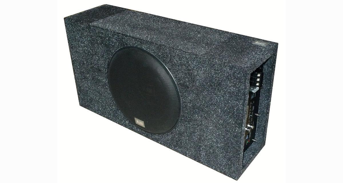 Test : Un caisson de grave actif compact et performant chez Blam Audio