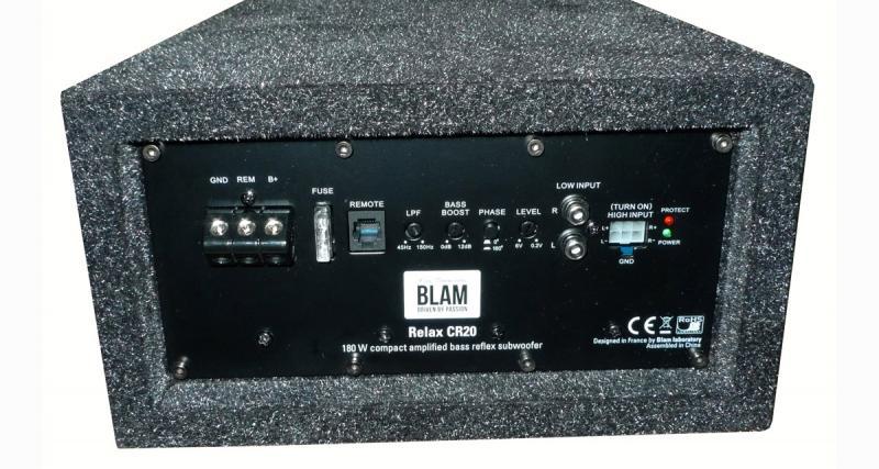 Le CR20 de Blam Audio est compatible avec tous les autoradios