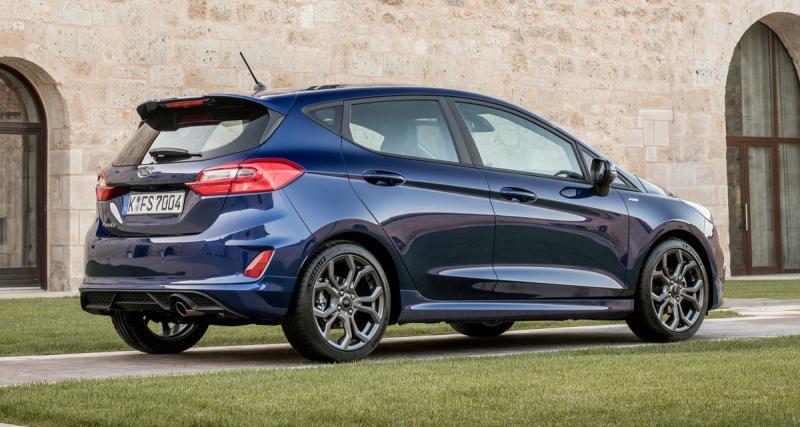 Essai De La Tres Hi Tech Ford Fiesta Generation 2017