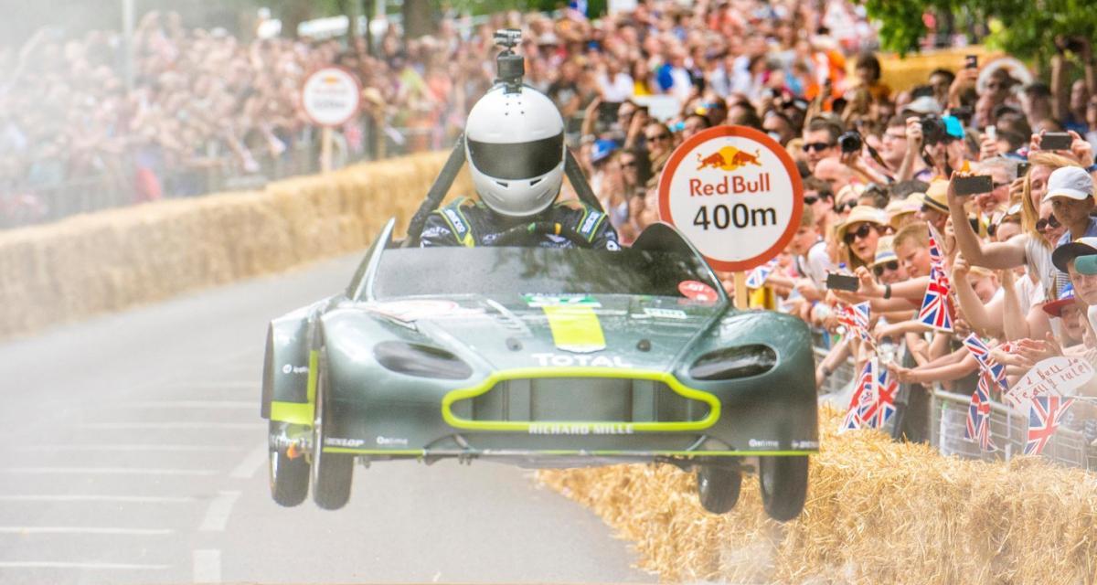 Aston Martin dévoile sa caisse à savon sur base de Vantage GTE