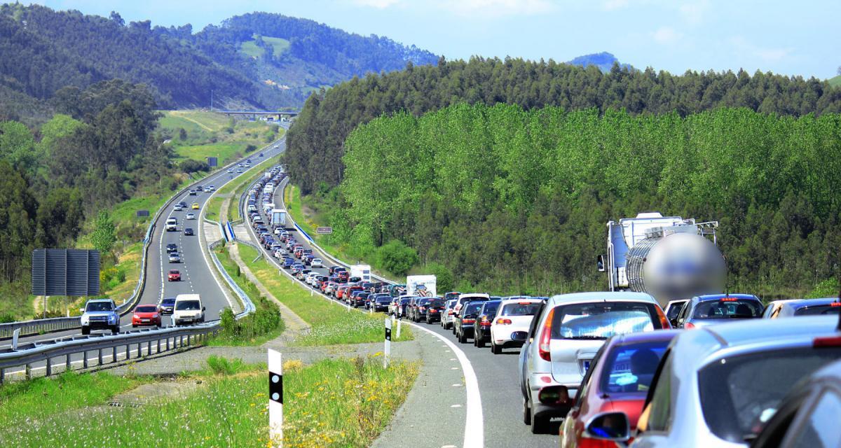 Partir en vacances en automobile, est-ce bien raisonnable ?