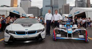 BMW s'engage officiellement en Formule E