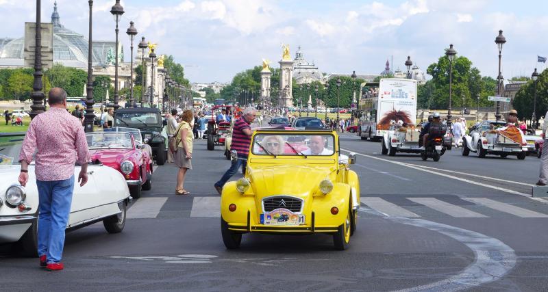 La Traversée de Paris c'est le 30 juillet prochain