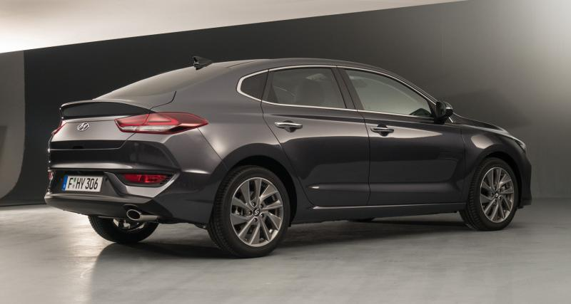 Hyundai i30 Fastback : l'art délicat du compromis