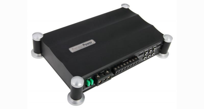 Precision Power commercialise une nouvelle gamme d'amplificateurs Atom