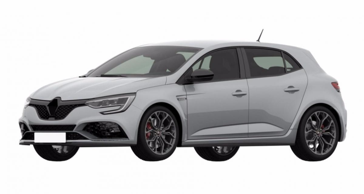 La Renault Mégane 4 R.S. dévoilée plus tôt que prévu?