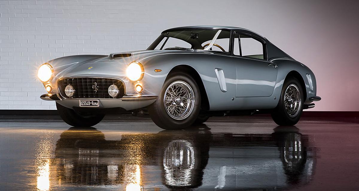 A vendre: treize Ferrari de collection!