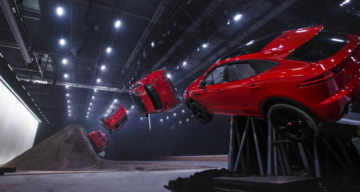 Le Jaguar E-Pace bat déjà un record