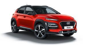 Le nouveau Hyundai Kona à 22 900 euros
