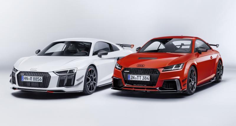Comment améliorer les performances d'une Audi R8 ou TT RS?
