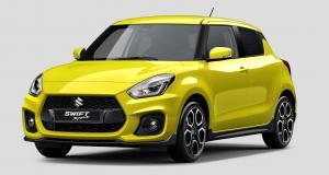 La nouvelle Suzuki Swift Sport sera à Francfort